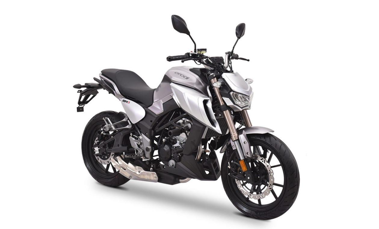 Orcal SK01 – Νέο μοντέλο στα 125 κ.εκ.